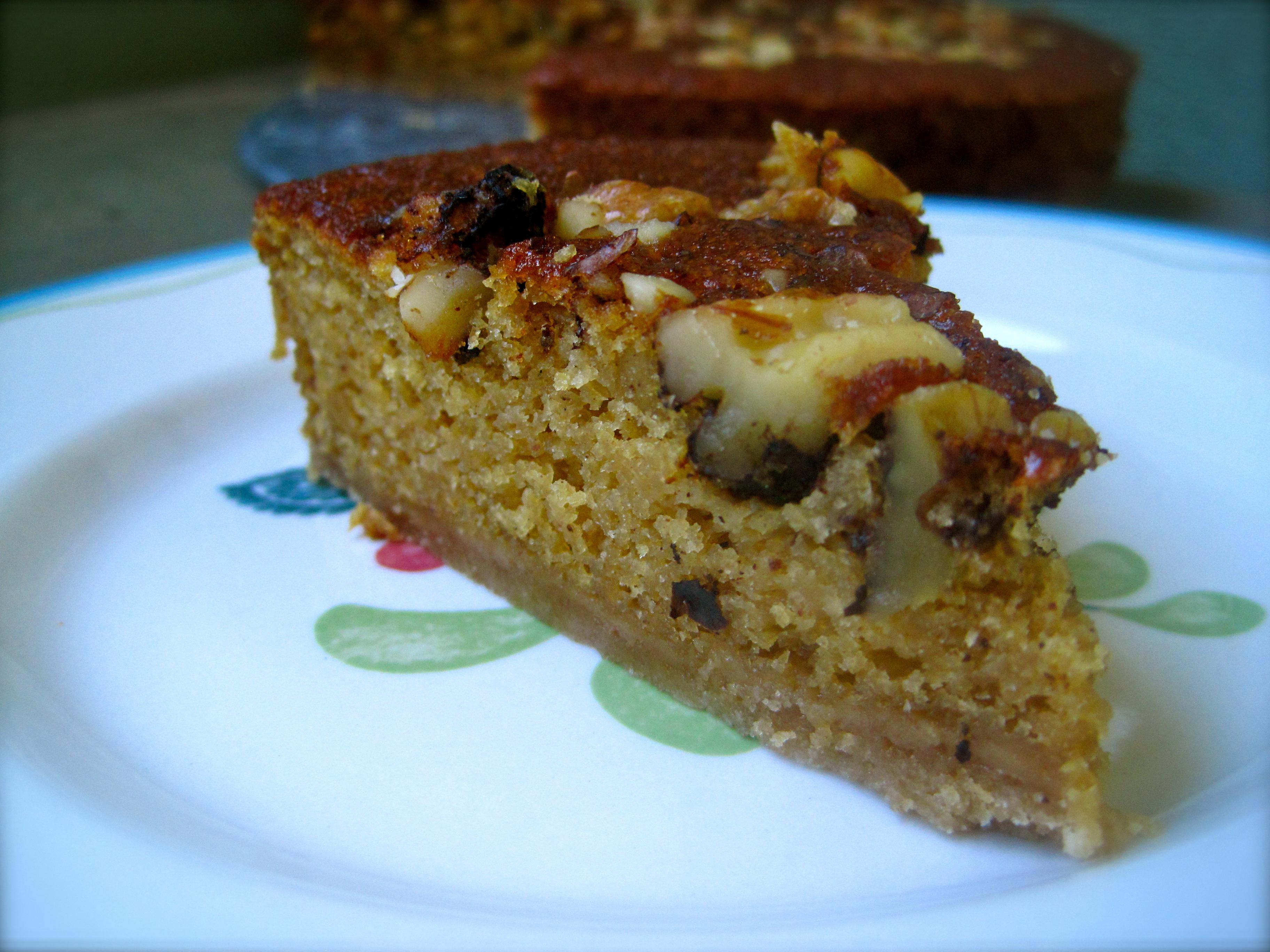 Armenian Nutmeg Cake {Daring Bakers} – Rhyann's Rad-Ventures