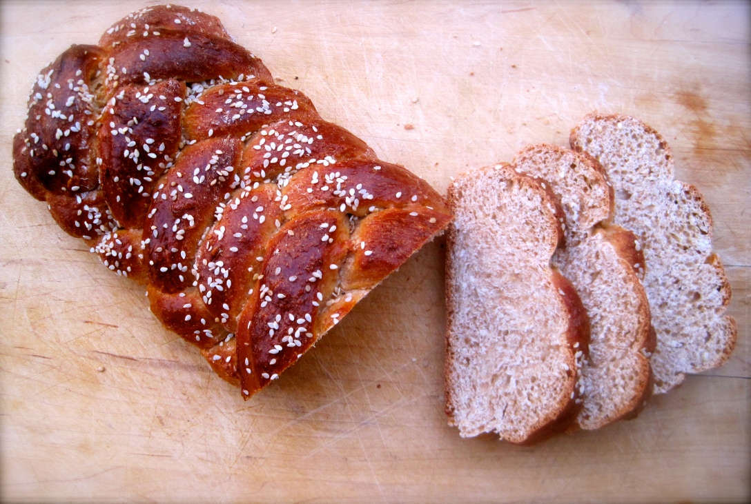 Whole Wheat Challah Bread {Daring Bakers} – Rhyann's Rad-Ventures