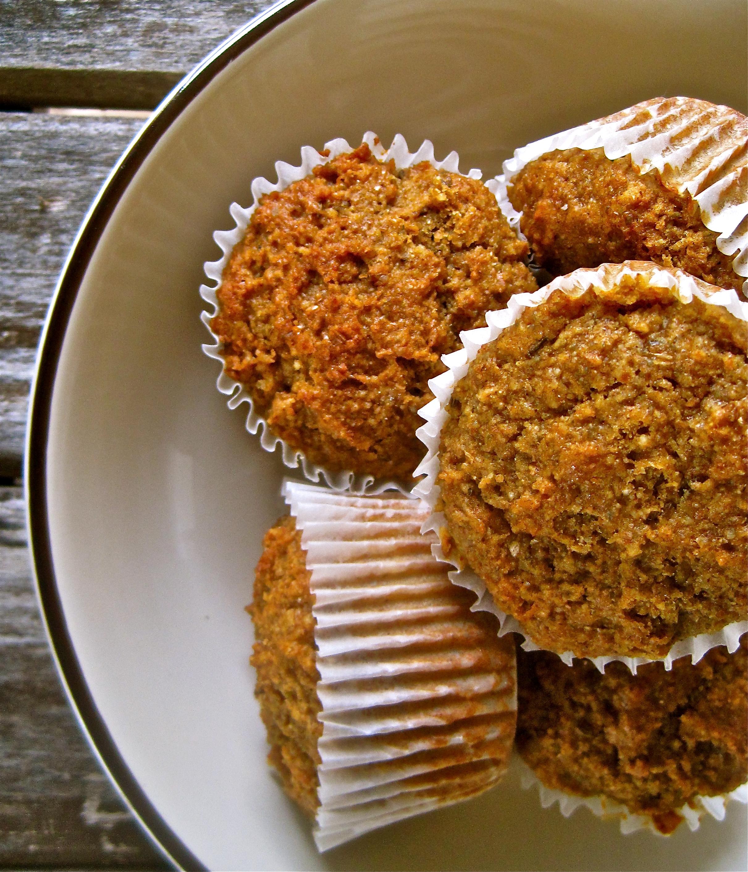 Caraway-Rye Corn Muffins