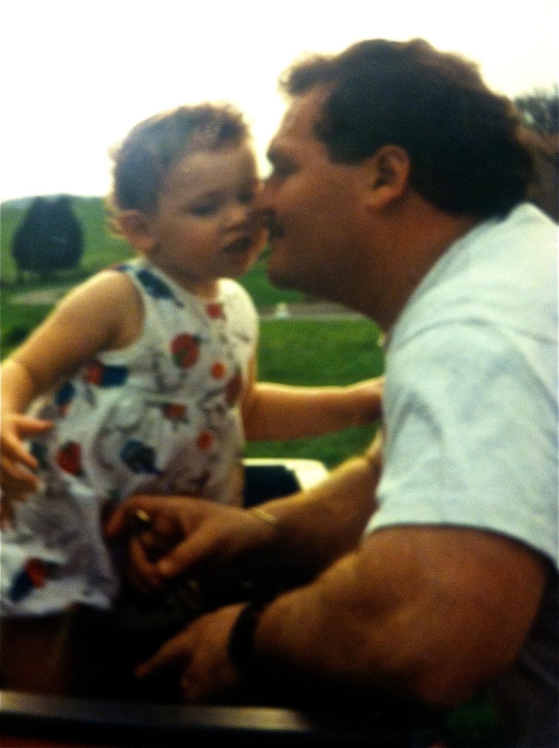 Rhyann and Dad