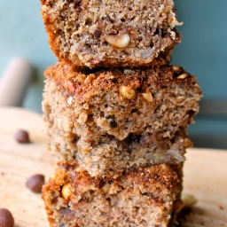 I love… (Day 14) + Chocolate Peanut Butter Banana Bread