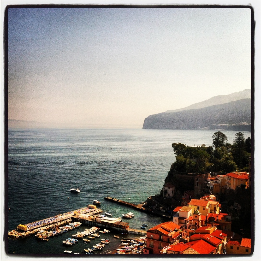 Sorrento, Italy via Instagram